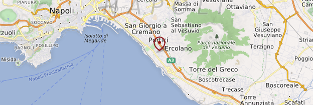 Carte Ercolano (Herculanum) - Naples