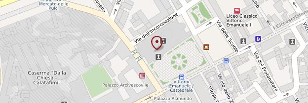 Carte Cattedrale - Sicile