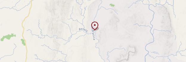 Carte Amboasary - Madagascar