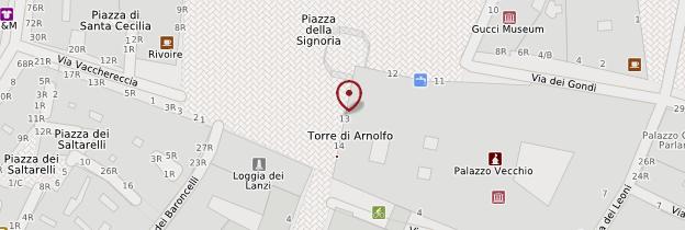 Carte Palazzo Vecchio - Florence