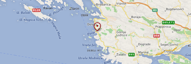Primošten | Nord de la Dalmatie | Guide et photos | Croatie