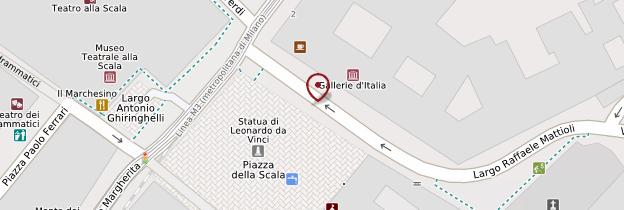 Carte Teatro alla Scala - Milan
