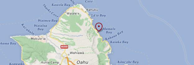 Carte Punalu'u - Hawaii