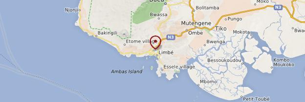 Carte Limbé - Cameroun