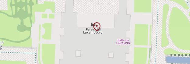 Palais Du Luxembourg Senat Jardin Du Luxembourg Guide Et