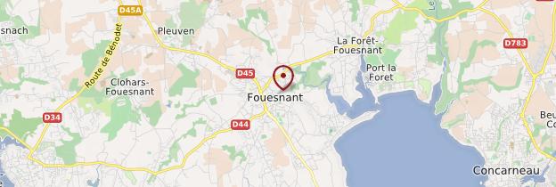 Fouesnant (Foën) | Finistère | Guide et photos | Bretagne