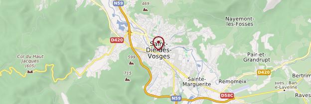 Saint Die Des Vosges Vosges Guide Et Photos Lorraine Routard Com