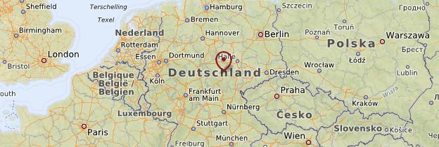 Carte Allemagne Thuringe.Thuringe Guide Et Photos Allemagne Routard Com