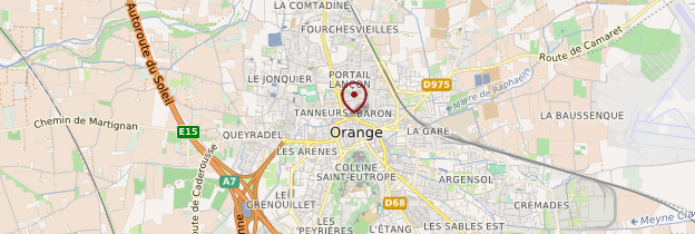 Carte Orange - Provence
