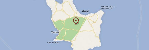 Carte Maré - Nouvelle-Calédonie