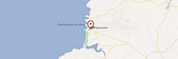 Carte Ballybunion - Irlande