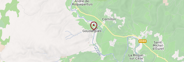Goudargues Gard Guide Et Photos Languedoc Roussillon Routard Com