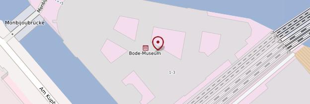Carte Bode Museum - Berlin