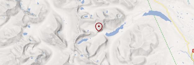 Carte Twin Falls - États-Unis