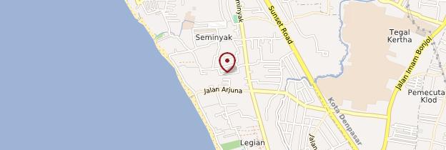 Carte Seminyak - Bali