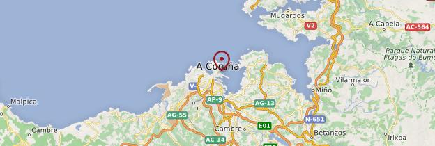 A Coruña (La Corogne) | Galice | Guide et photos | Espagne