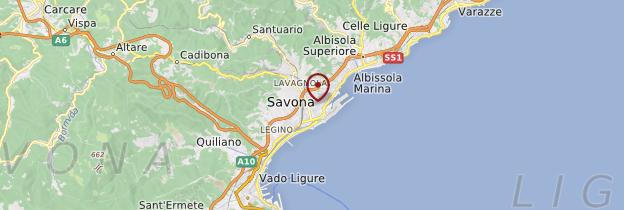 Carte Italie Savone.Savona Ligurie Guide Et Photos Italie Routard Com