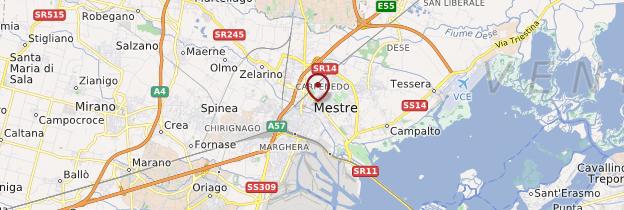 Carte Mestre - Italie