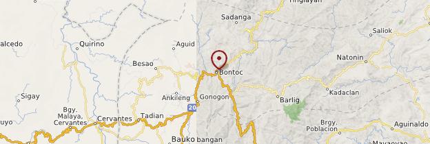 Carte Bontoc - Philippines