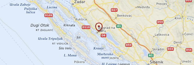 Biograd na Moru | Nord de la Dalmatie | Guide et photos | Croatie