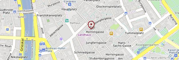Carte Landhaus - Autriche