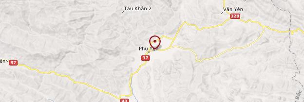 Carte Ban Pho - Vietnam