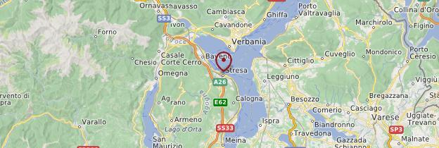Carte Stresa - Italie
