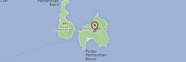 Carte Besar (Big Island) - Malaisie