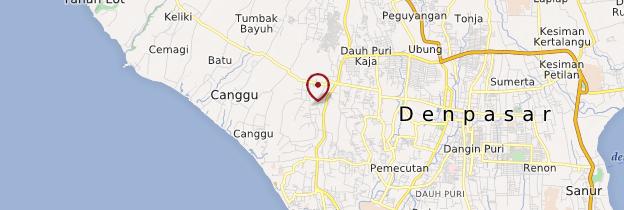Carte Kerobokan - Bali