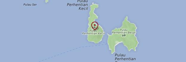 Carte Kecil (Small Island) - Malaisie