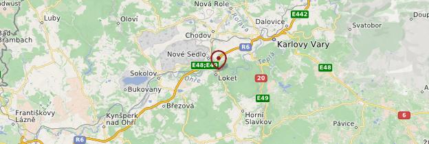 Carte Loket - République tchèque
