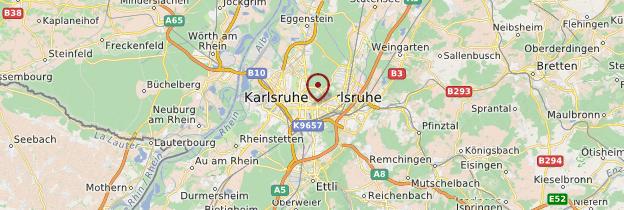 Karlsruhe Bade Wurtemberg Guide Et Photos Allemagne