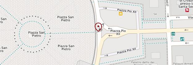 Carte Basilica San Pietro - Rome