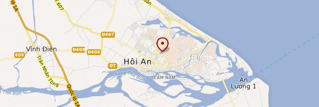 Carte Hội An - Vietnam