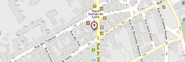 Carte 9e arrondissement - Lyon et ses environs