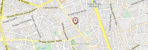 Carte Calea Victoriei (avenue de la Victoire) - Roumanie