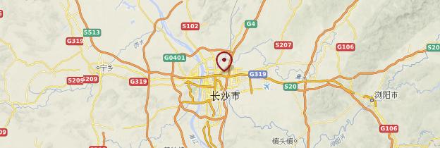 Carte Chine Hunan.Changsha Hunan Guide Et Photos Chine Routard Com