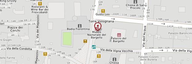 Carte Museo del Bargello - Florence