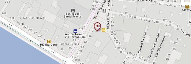 Carte Palazzo Spini Feroni - Florence