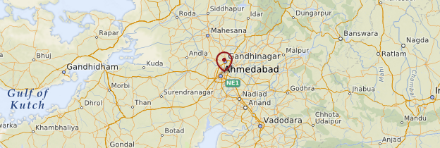 Carte Inde Ahmedabad.Ahmedabad Gujarat Guide Et Photos Inde Routard Com