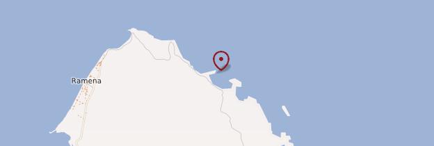Carte Baie des Dunes - Madagascar