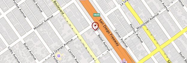 Carte West Los Angeles - Los Angeles