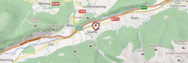 Carte Stams - Autriche