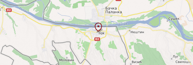 Carte Croatie Ilok.Ilok Slavonie Guide Et Photos Croatie Routard Com