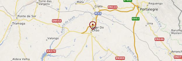 Carte Alter do Chão - Portugal
