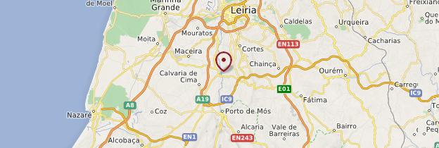 Carte Batalha - Portugal