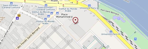 Institut Du Monde Arabe 5ème Arrondissement Guide Et Photos