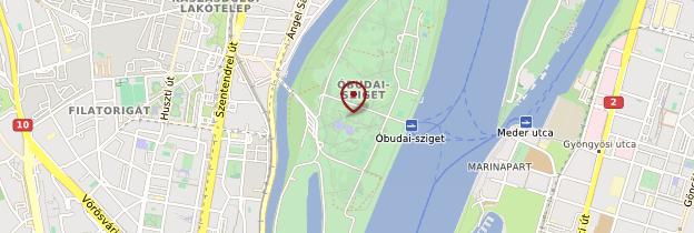 Carte Obuda - Budapest