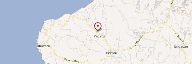 Carte Pecatu - Bali