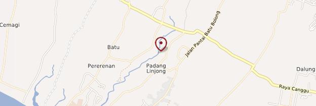 Carte Canngu - Bali